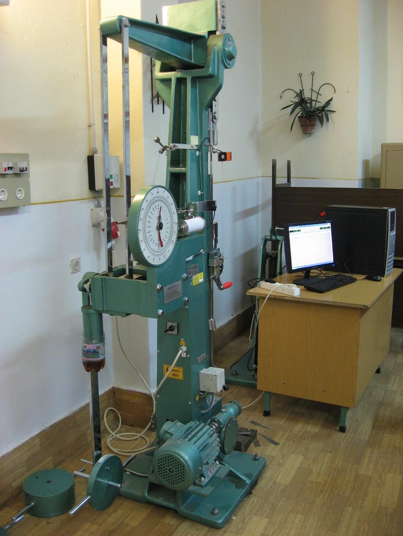Mechanikus szakítógépek modernizálása