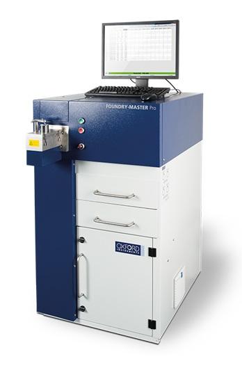 FOUNDRY-MASTER Pro üzemi vagy laboratóriumi spektrométer