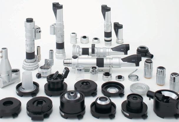 Hirox mikroszkóp optikák