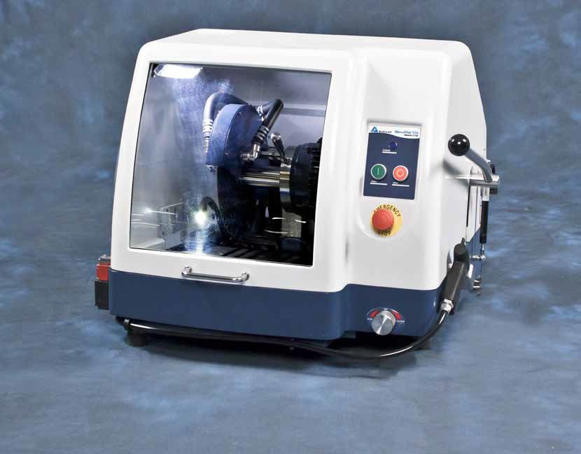 AbrasiMet 250 metallográfiai, petrográfiai kézi darabológép