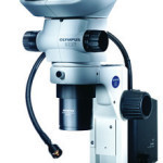 Olympus SZX7 sztereó zoom alap-kutató mikroszkóp