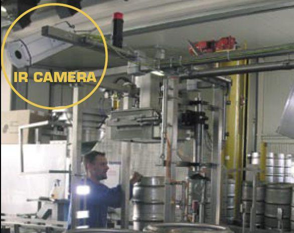 FLIR hőkamerák felügyelik a világhírű Erdinger sör …
