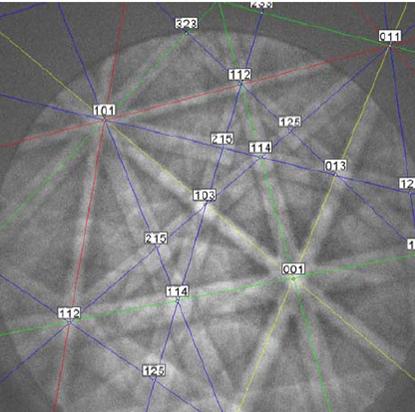 EBSD és érzékeny minták metallográfiai előkészítése vibrációs polírozógéppel