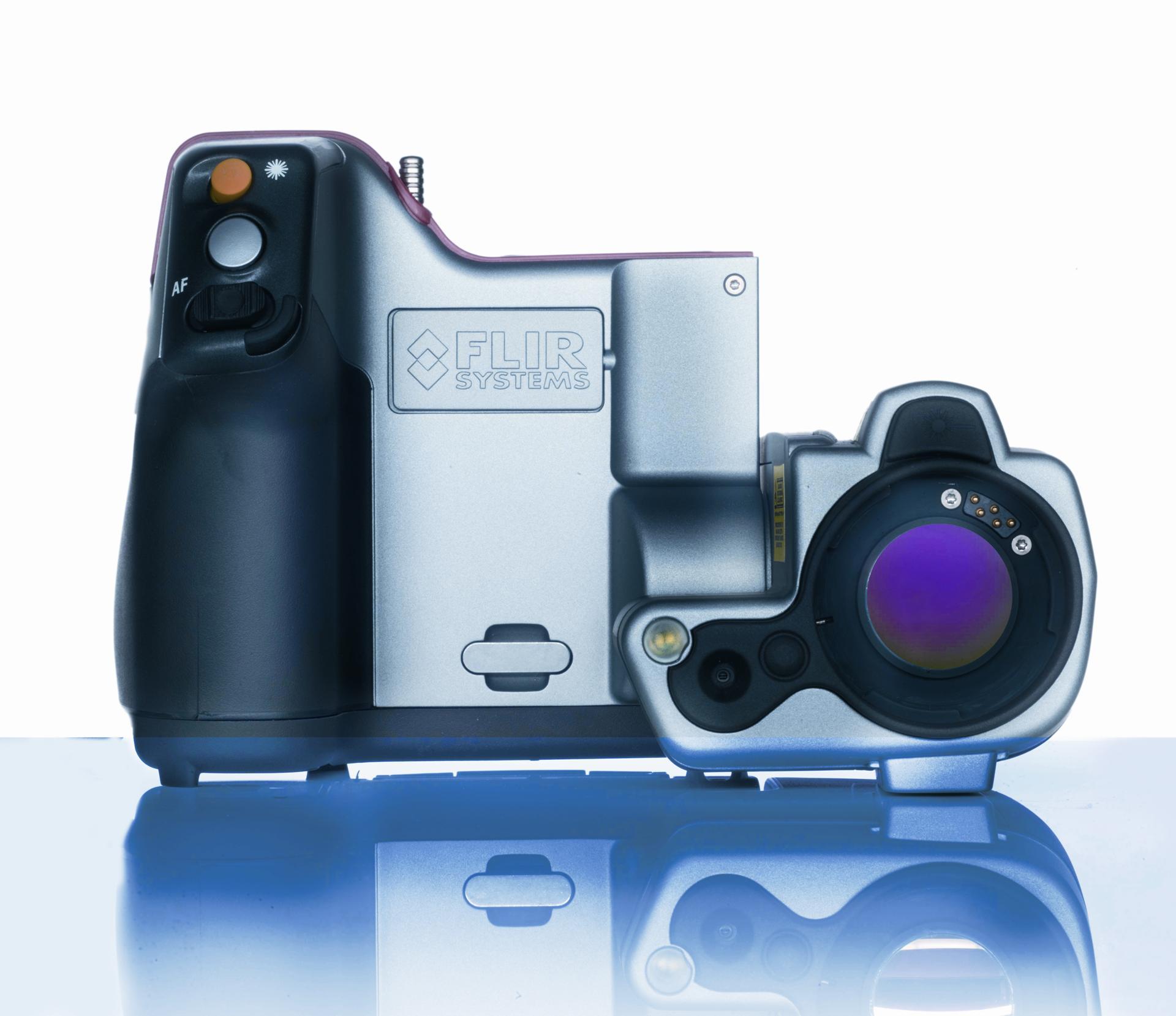 T400/360 hőkamera -Újdonság!