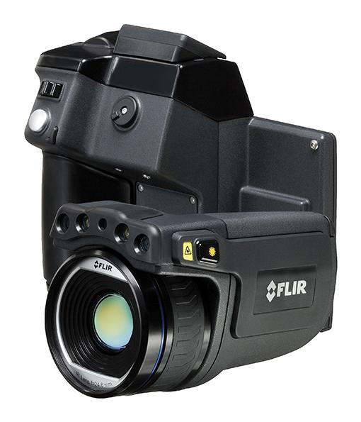 FLIR T640 demo hőkamera -50% kedvezménnyel