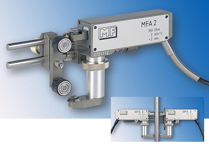 MFA-2 felcsiptethető nyúlásmérő