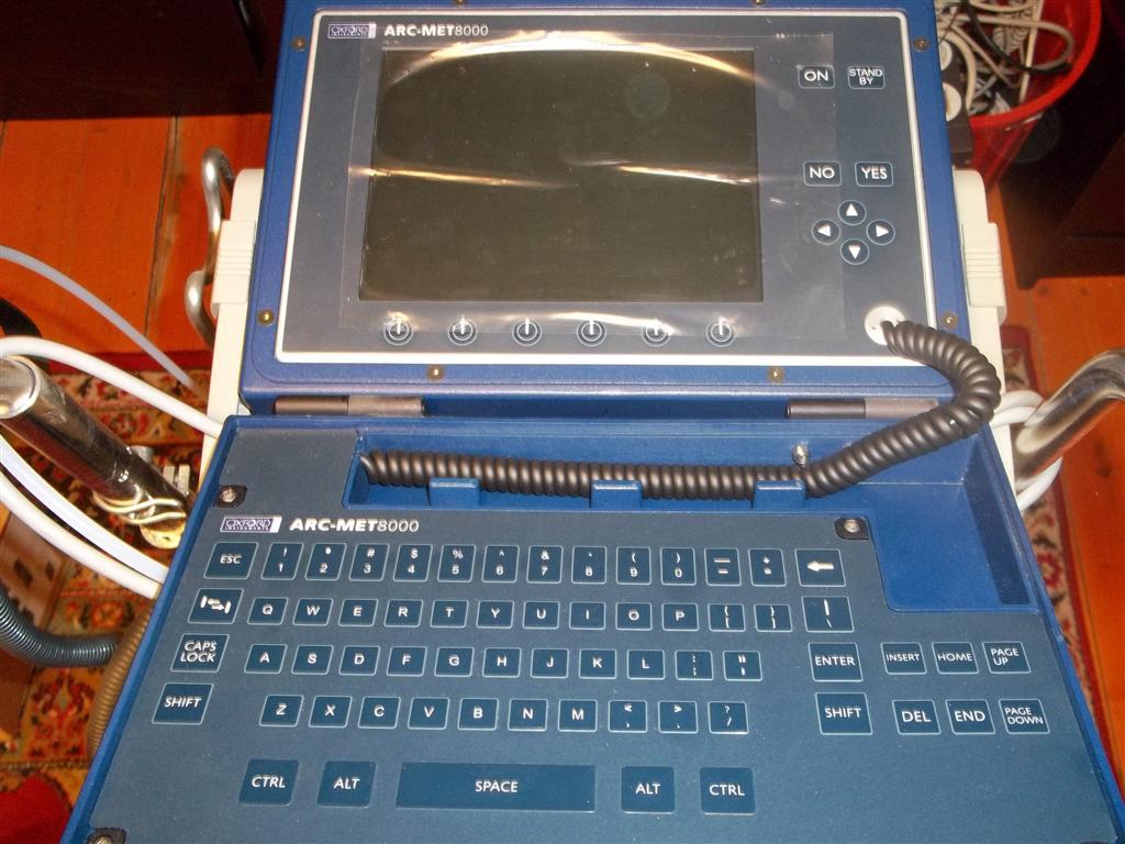 Használt optikai emissziós spektrométer!