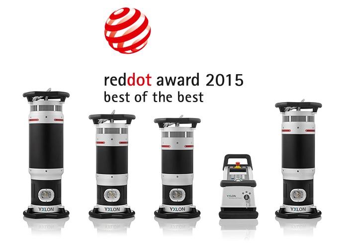 Red Dot Award fődíjas lett a SMART EVO