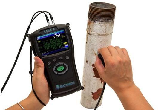 Új funkciókkal elérhető a Danatronics ECHO 9 ultrahangos falvastagságmérő készülék