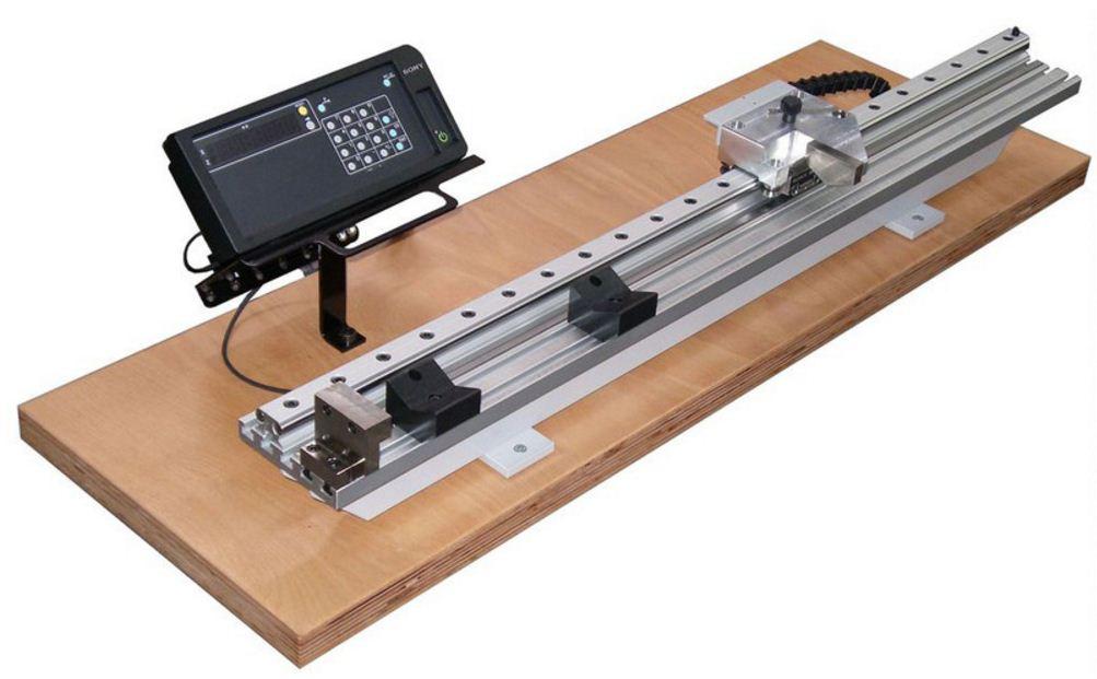 1D LIGHT hosszmérő berendezés