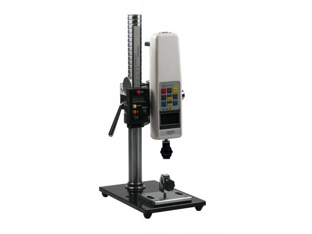 Manuális próbapad digitális hosszmérővel 500N