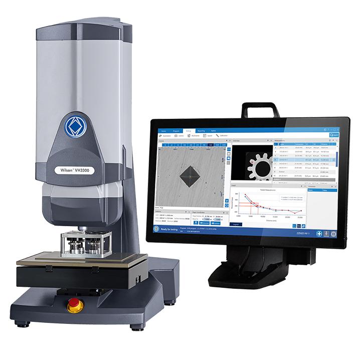 VH3300 automata keménységmérő gép