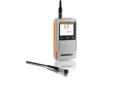 Fischer FMP10-FMP20 kézi rétegvastagságmérő műszerek