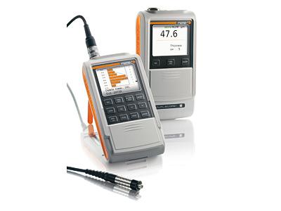 Fischer FMP30-FMP40 kézi rétegvastagságmérő műszerek