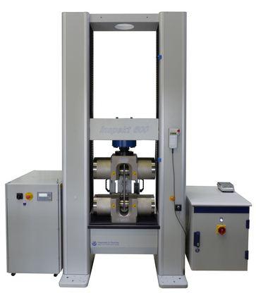 600kN-os szakítógép üzemel a Bentelernél