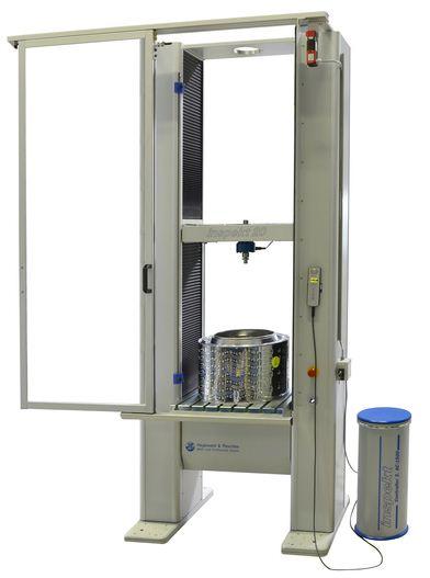 20kN-os speciális szakítógép üzemel a Bosch Siemens-ben