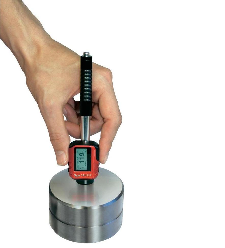 SAUTER HN-D dinamikus hordozható Leeb keménységmérő