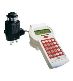 Dynatest hordozható, elektronikus, Rockwell elven mérő keménységmérő