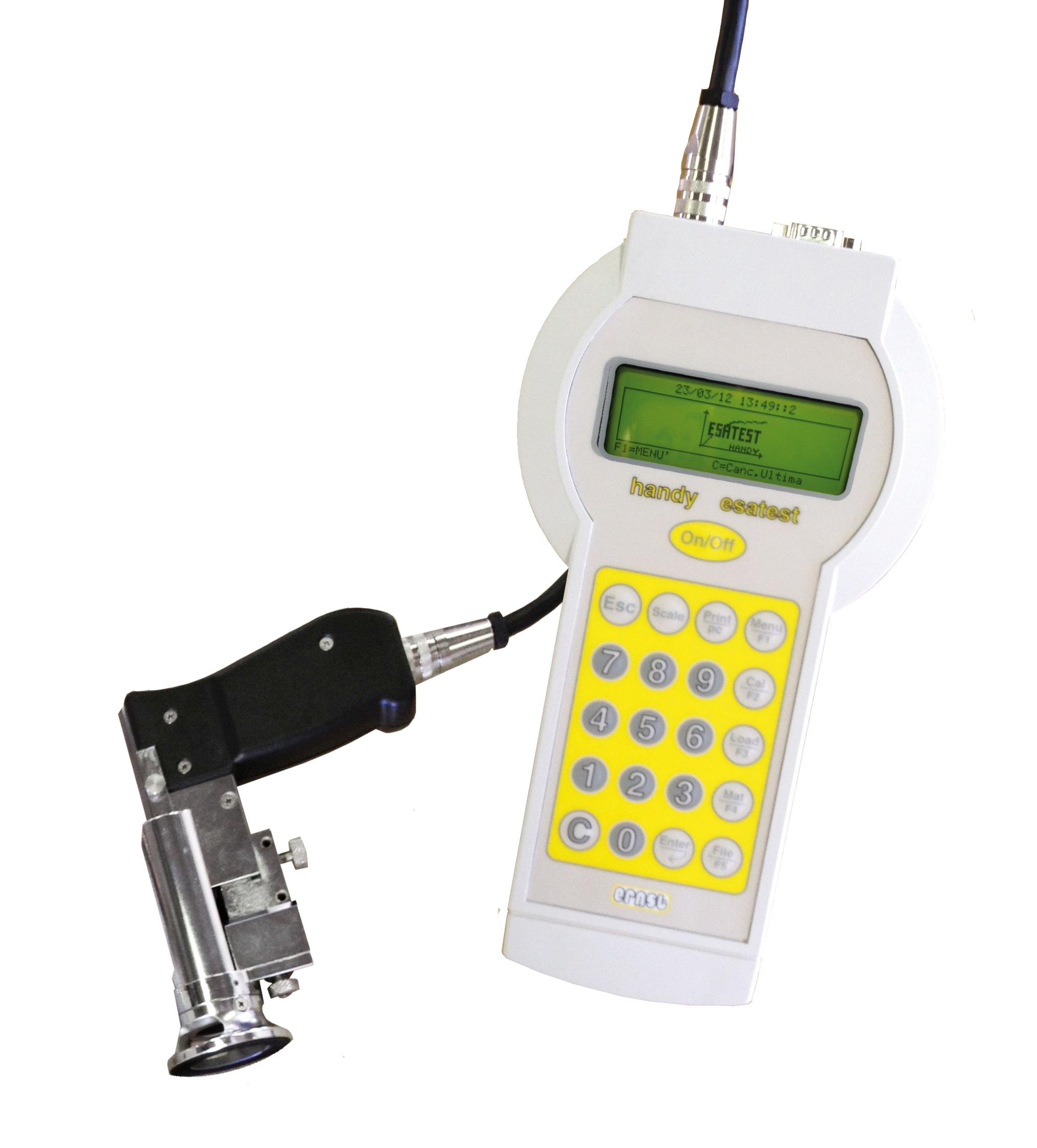 ERNST Handy Esatest X hordozható keménységmérő