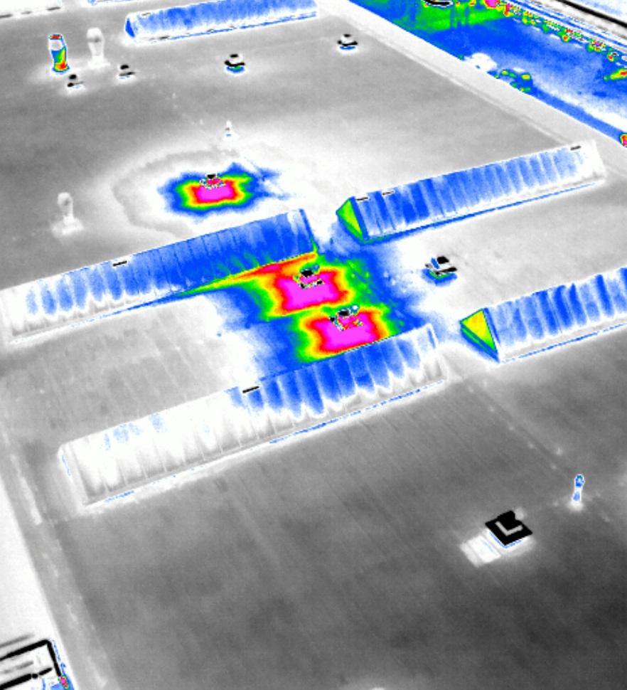 Hőkamerás drónok alkalmazása a légi hőképes diagnosztikában