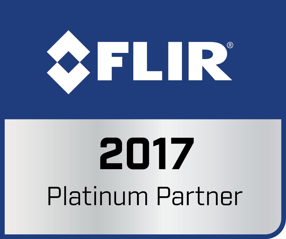 2017-ben is FLIR Platinum Partner a GRIMAS!