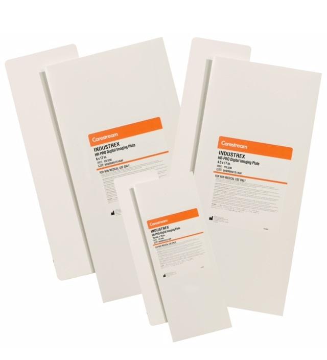 Carestream Industrex Flex HR-PRO speciális, laminált digitális képlemez