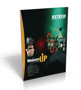 Új mérőműszerek az Extech kínálatában!