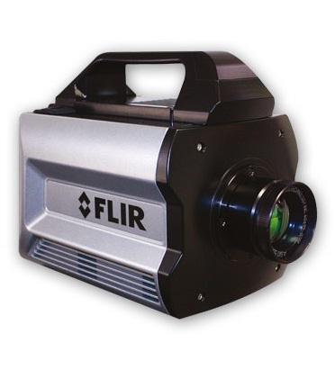 FLIR X6900sc nagysebességű infra hőkamera