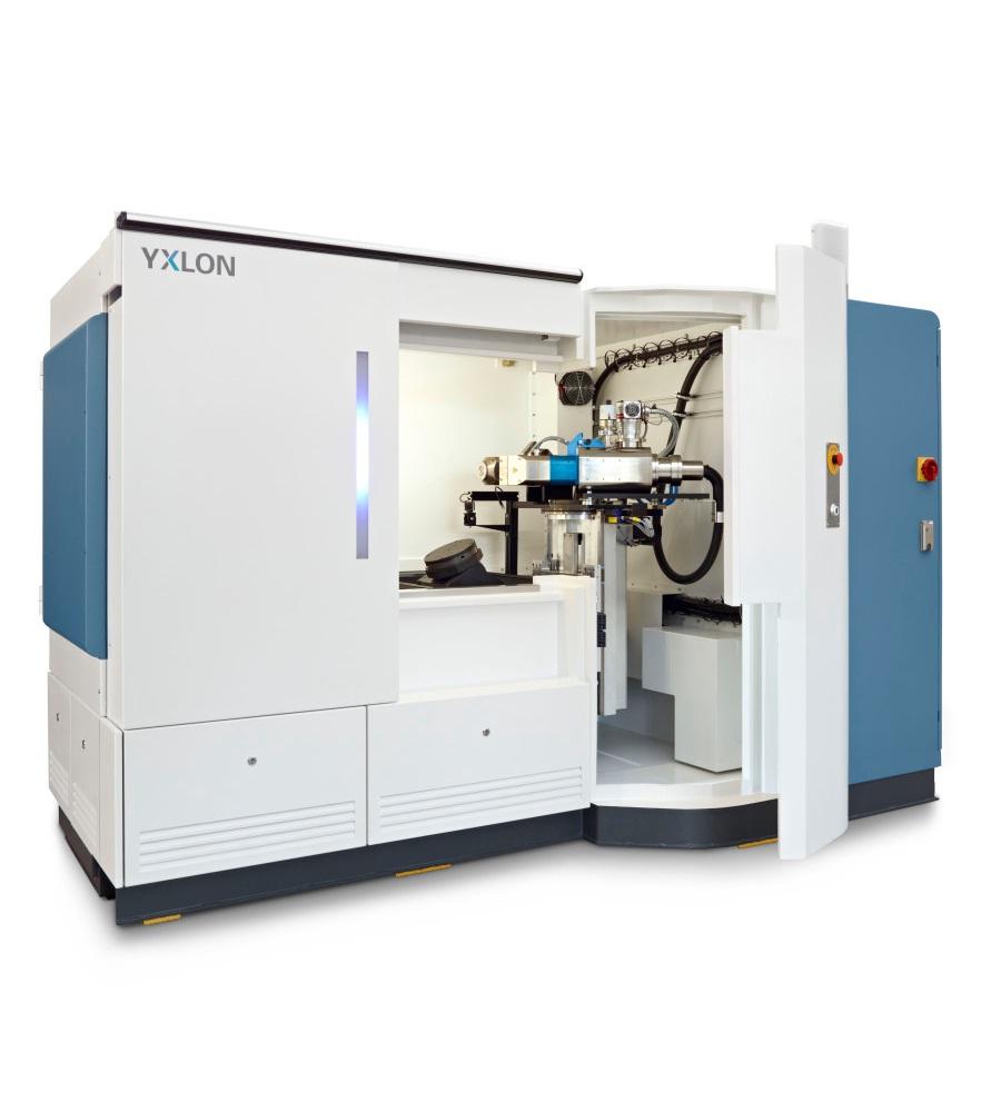 YXLON FF35 CT kabin