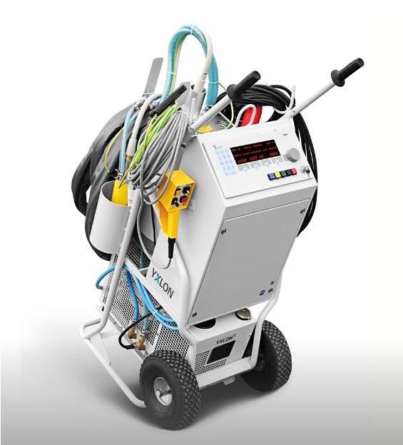 Y.XMB 100 mobil egyenáramú röntgenberendezés