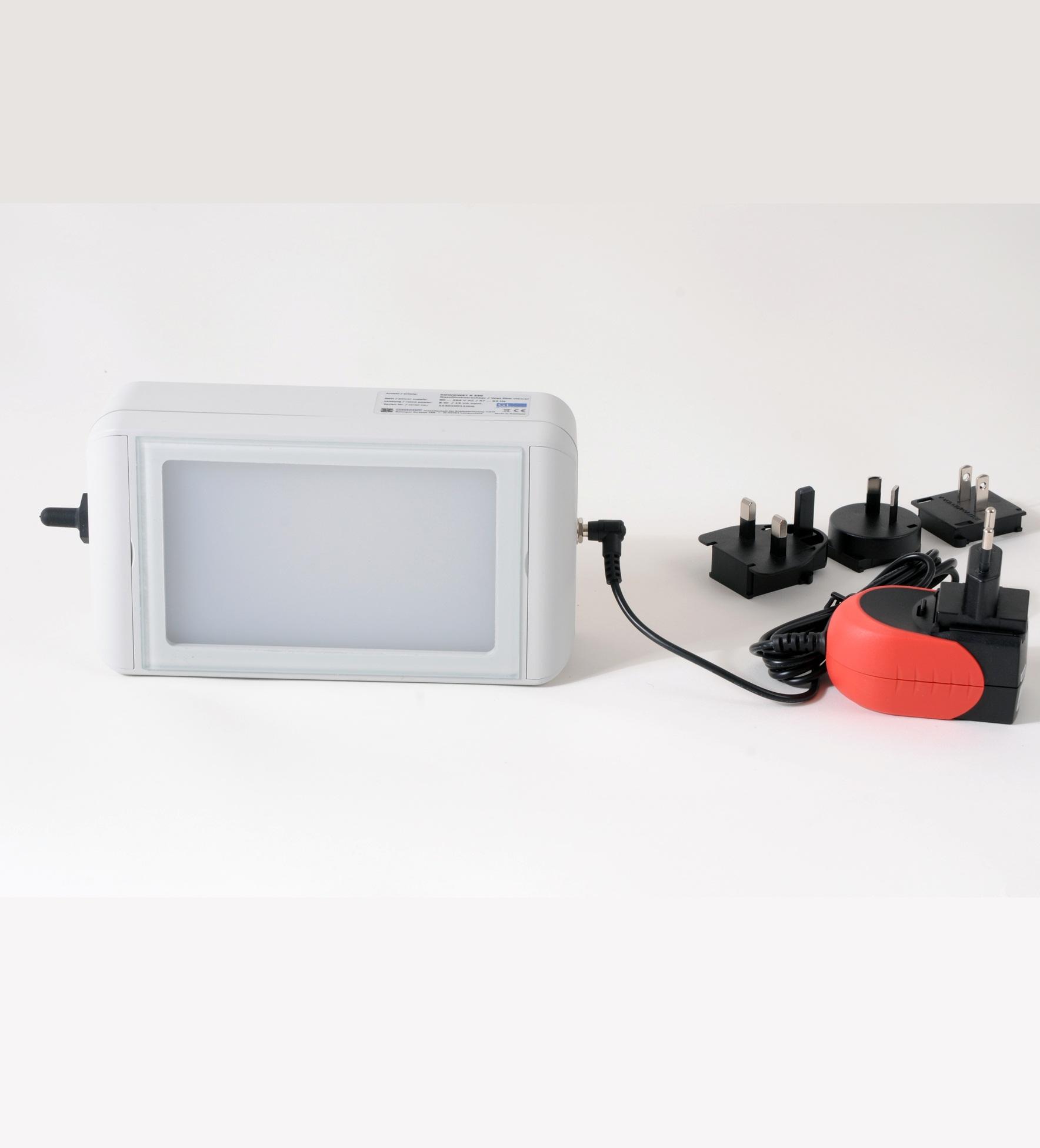 Kowowet X szériás vízálló filmkiértékelő lámpák