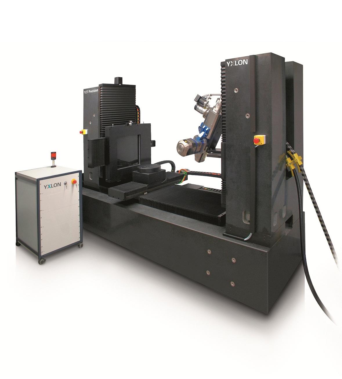 YXLON Precision ipari CT berendezés