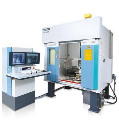 YXLON MU 2000-D PCNC automata röntgenkabin CT opcióval
