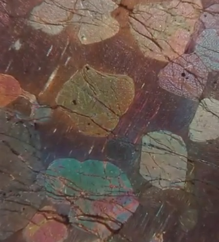 Hirox mikroszkóp alkalmazása anyagszerkezetek vizsgálatára