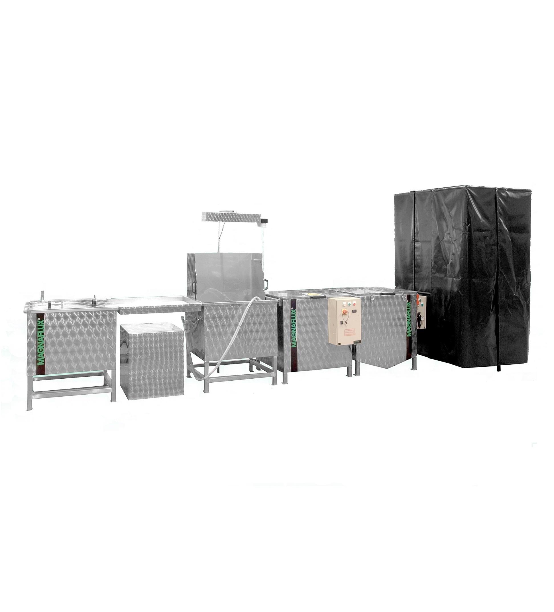 Magnaflux ZA-915 moduláris penetráló sor