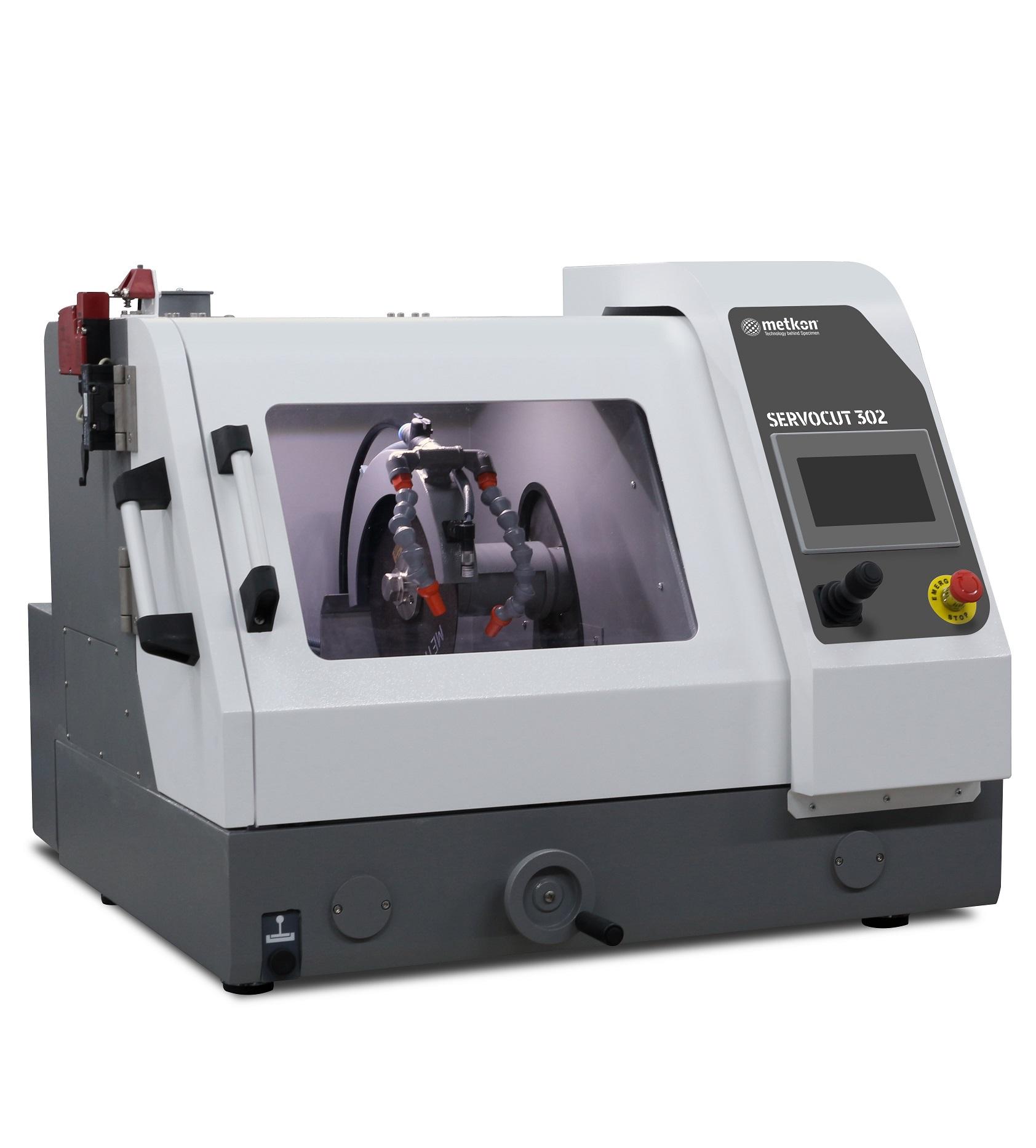 ServoCut 302 abrazív vágógép termékcsalád