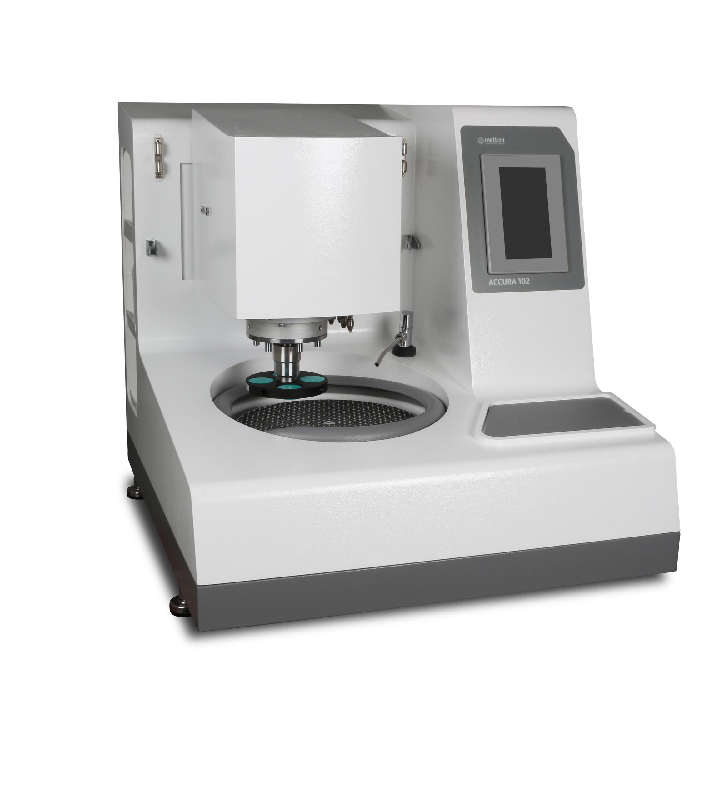 Accura 102 professzionális automata csiszoló-polírozó gép