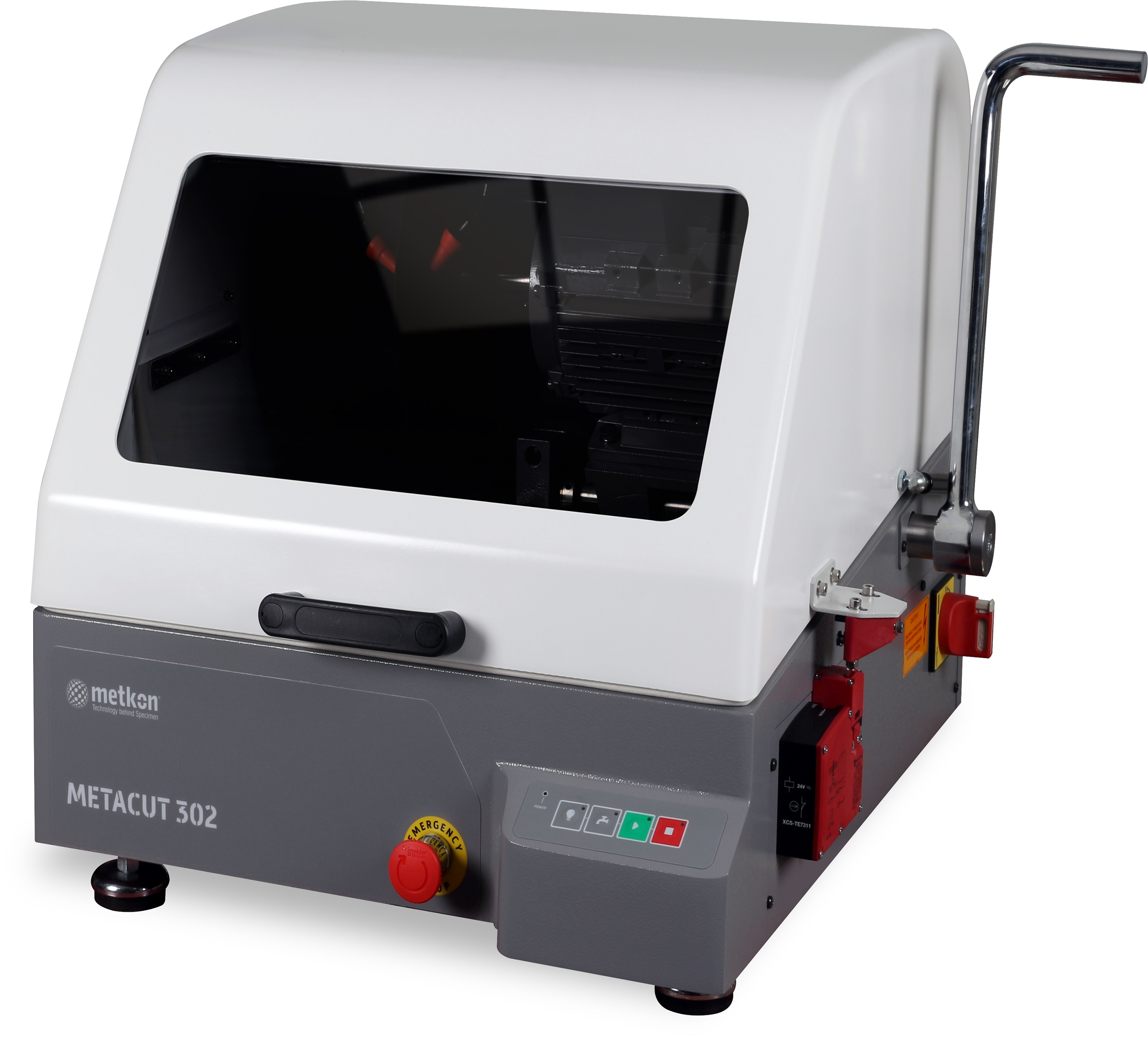 MetaCut 302 manuális abrazív vágógép