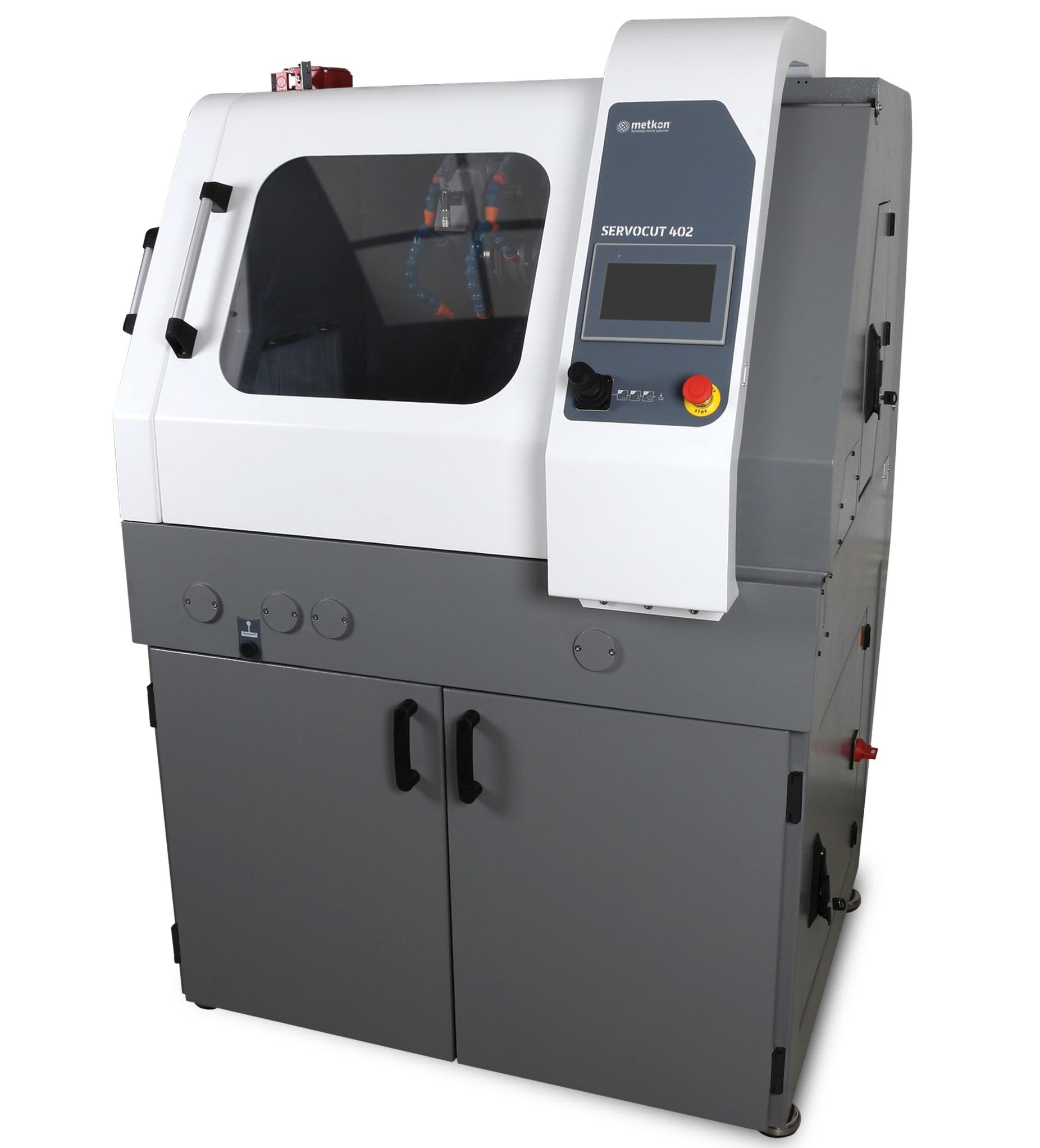 ServoCut 402 abrazív vágógép