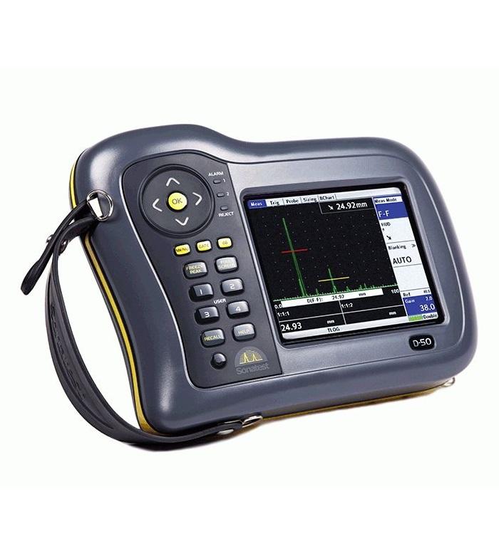 Sitescan 500s és D-50 ultrahangos készülékek