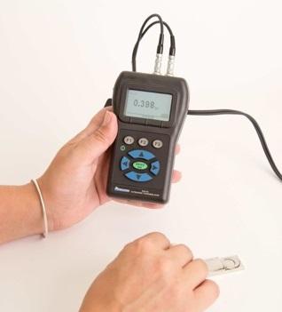 Danatronics EHC-03 ultrahangos falvastagságmérő készülék