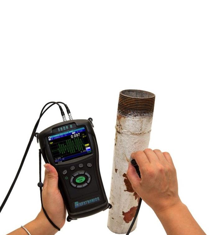 Danatronics ECHO ultrahangos falvastagságmérő széria