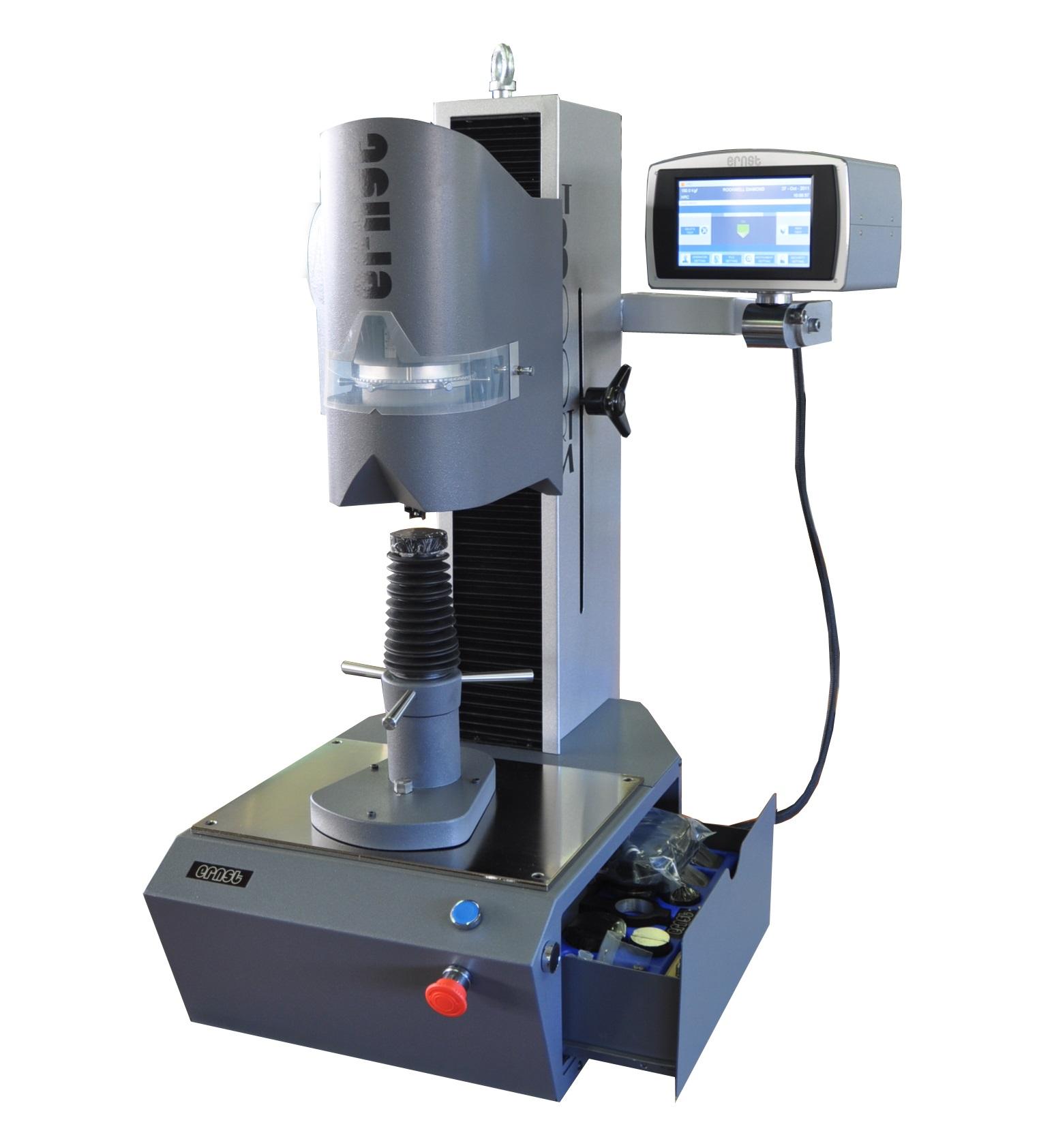 Ernst AT350 automata Rockwell keménységmérő