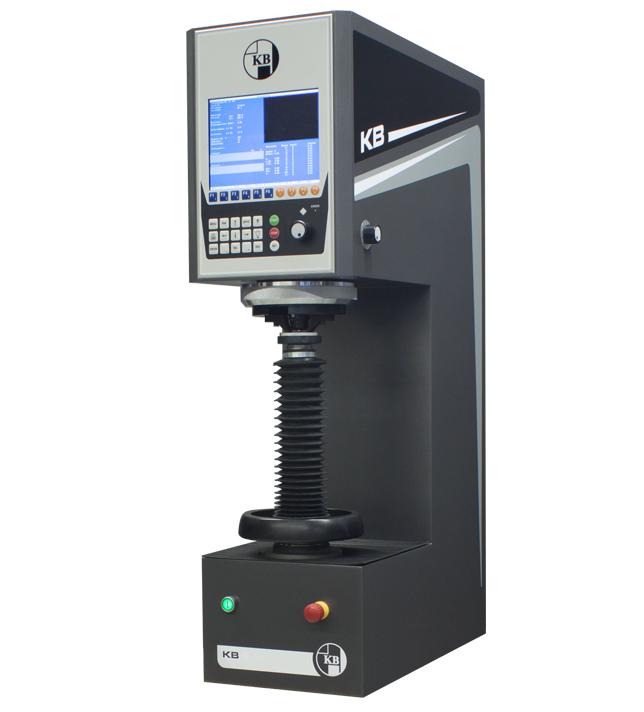 KB 150 R keménységmérő gép