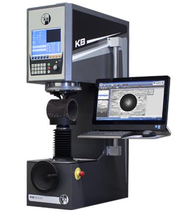 KB 3000 B Video keménységmérő gép