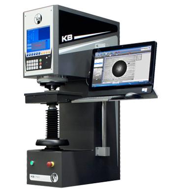 KB 250/3000 BV Video univerzális keménységmérő