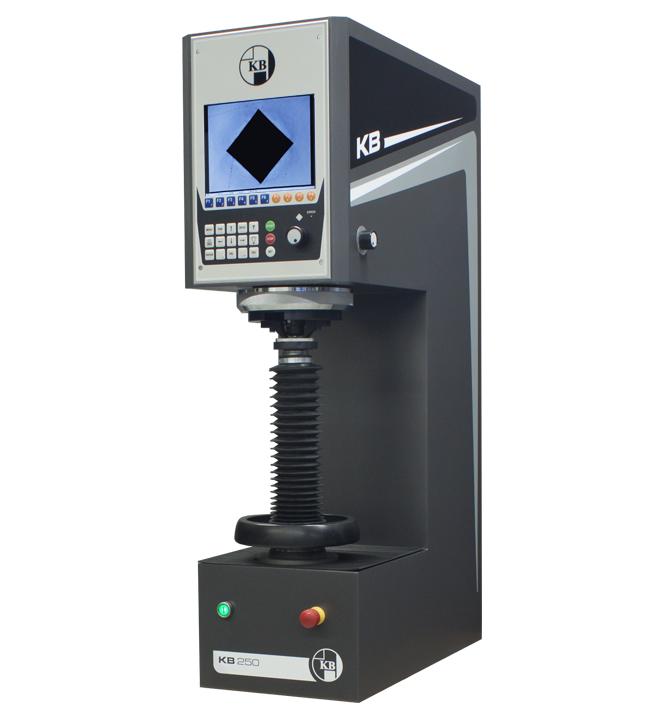 KB 250/3000 BVRZ Standalone univerzális keménységmérő
