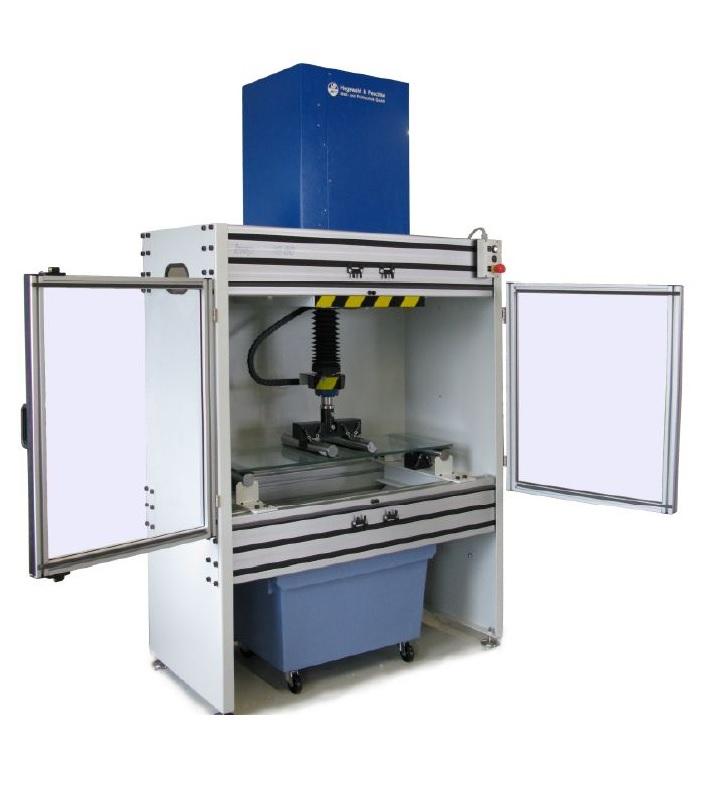 Inspekt S 50 üvegvizsgáló gép