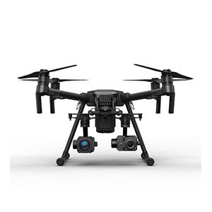 Drónos hőkamerák