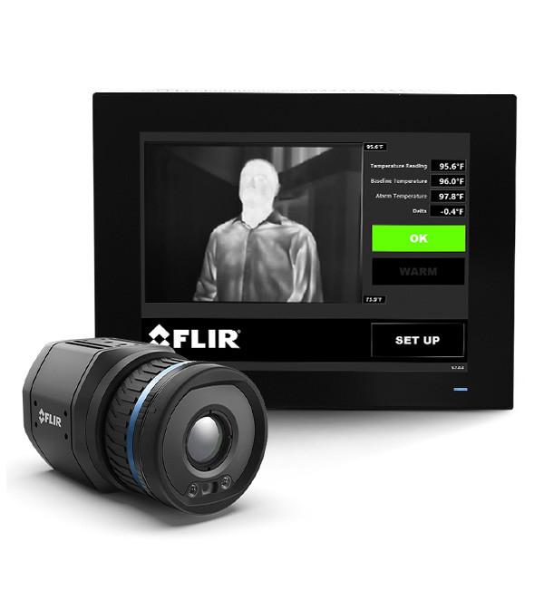FLIR_A700_Screen_EST_rendszer